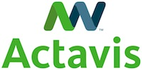 New Actavis Logo
